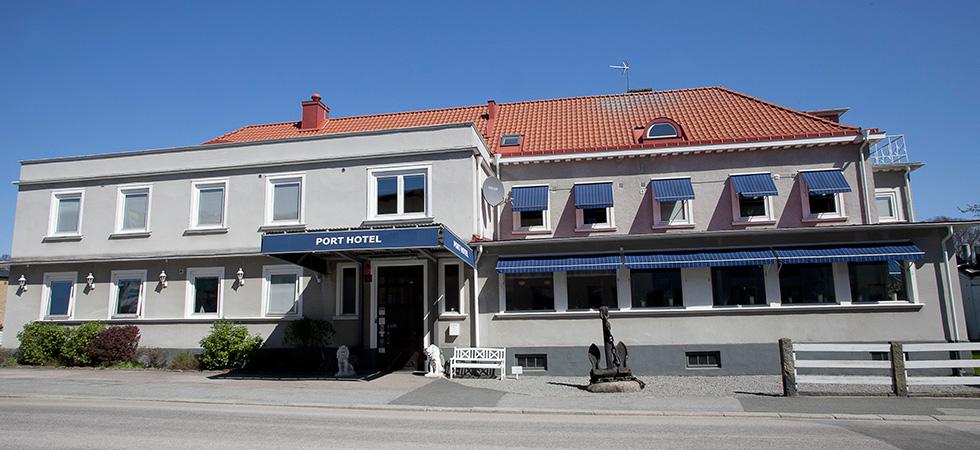 Välkommen till Port Hotel